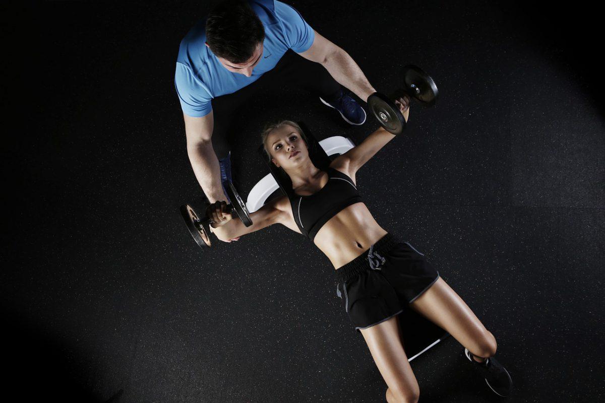パーソナルトレーニング 女性